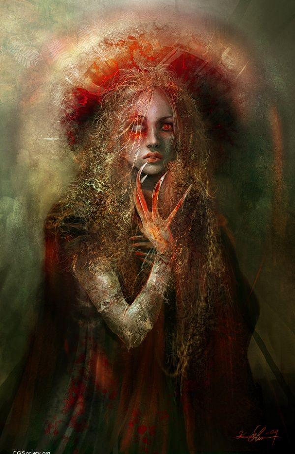 Темные фантазии Кирси Салонен 14