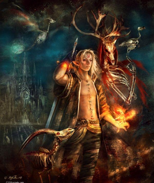 Темные фантазии Кирси Салонен 15