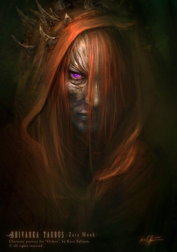 Темные фантазии Кирси Салонен 17