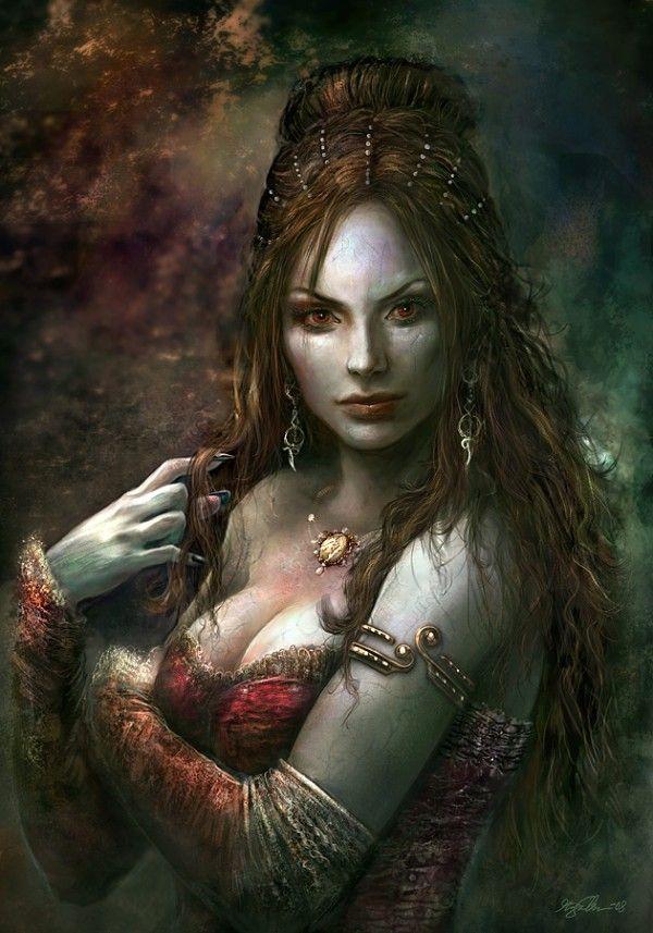 Темные фантазии Кирси Салонен 19