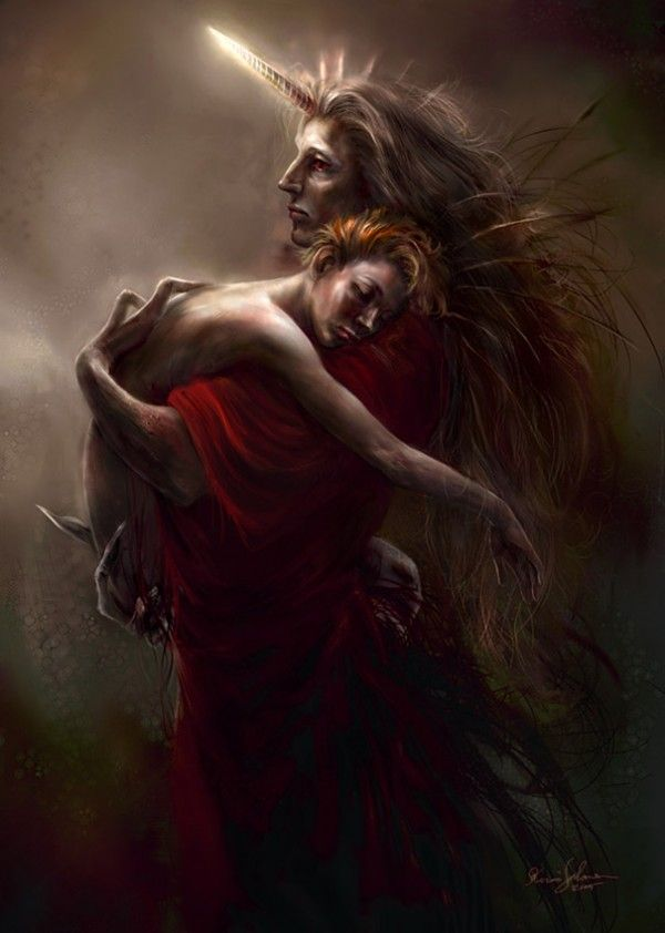 Темные фантазии Кирси Салонен 7