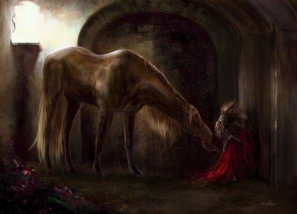 Темные фантазии Кирси Салонен 8