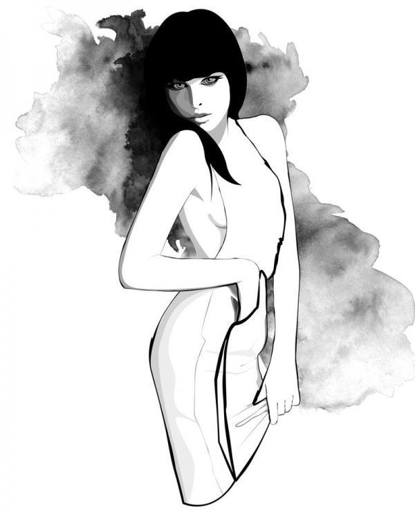 Уилл Эв: Иллюстрации моды