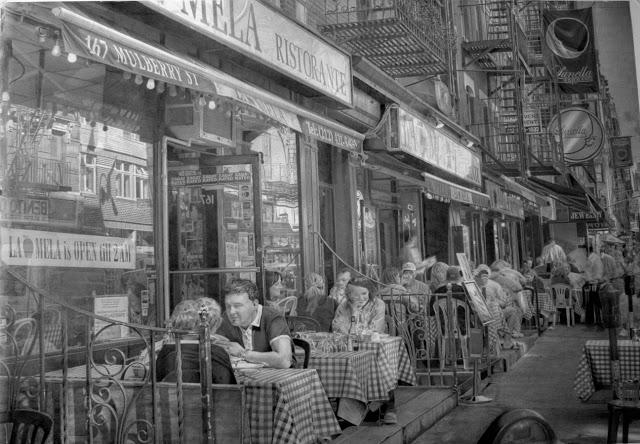 Гиперреалистичные черно-белые иллюстрации Пола Кэддена