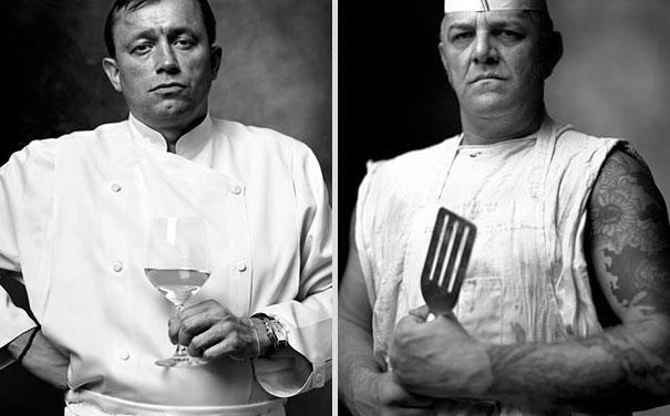 9. Французский Шеф-повар / Повар блюд быстрого приготовления