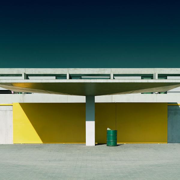 Фотографии архитектуры Ника Франка