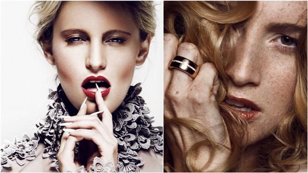 Красивые женские портреты Патрика Стирнола