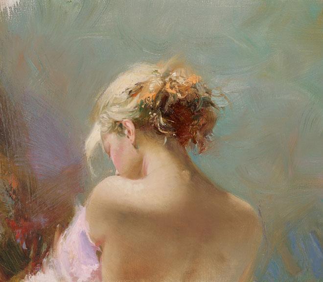 Умопомрачительные картины Пино Даени - чувство любви, теплоты и ностальгии