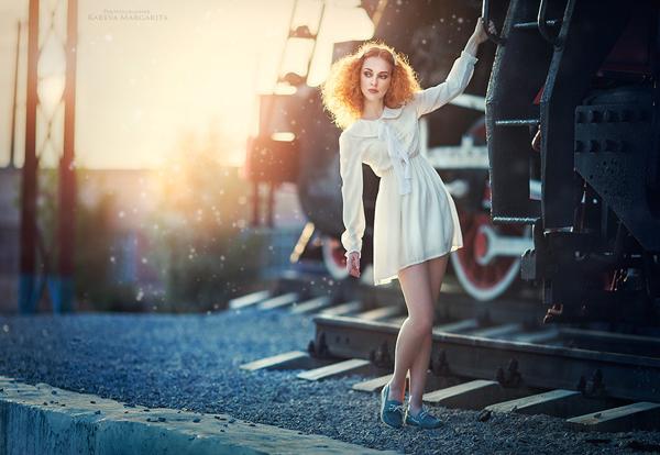 Выразительные фотографии Маргариты Каревой
