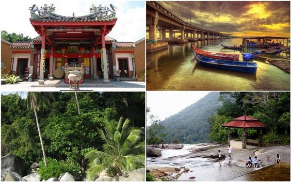 Малайзия: главные достопримечательности