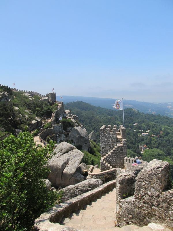 Крепость мавров