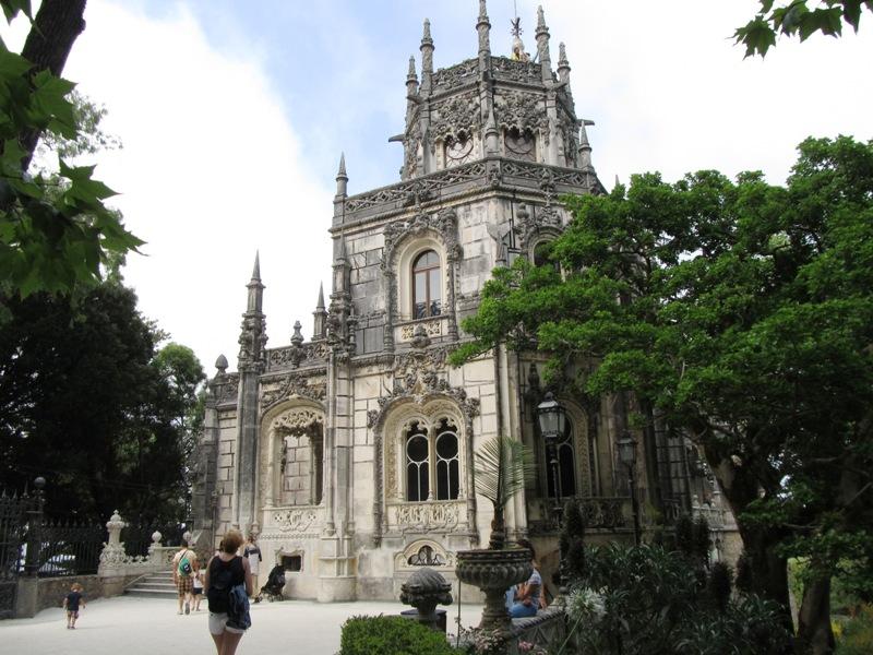 Дворец Кинта да Регалейра