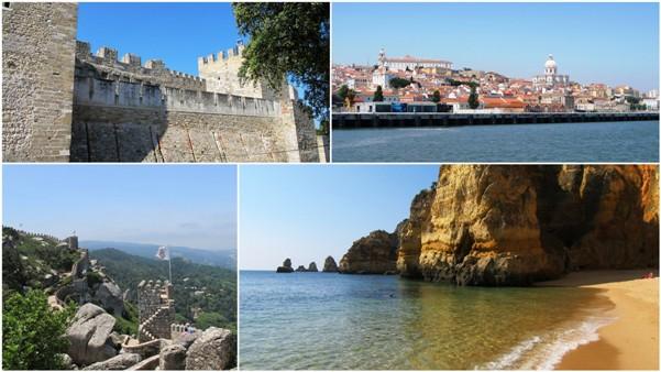 Нетипичный отчет о путешествии по Португалии