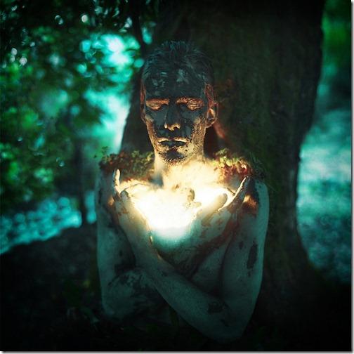 Таинственный и сюрреалистические образы Николь Киндра