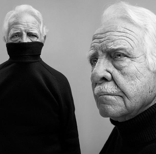Фотопортреты Сандро Бэблера