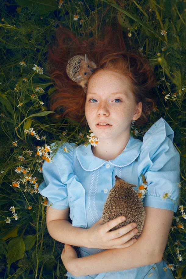 Красота и дикая природа на фотографиях Екатерины Плотниковой