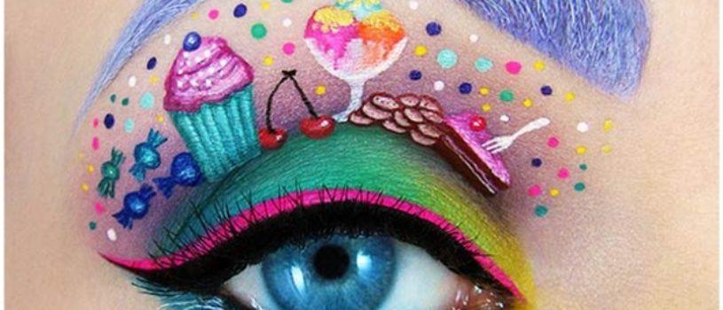 17 креативных мэйкапов Scarlet Moon вдохновленного сказками