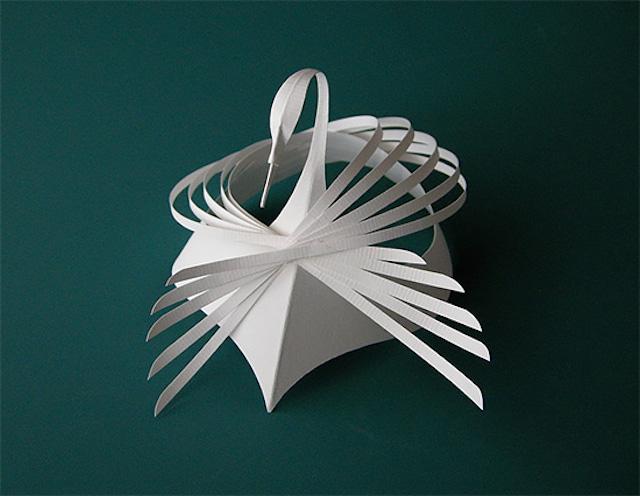 Бумажные скульптуры Bijian Fan10