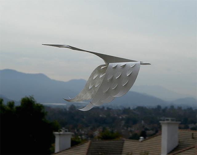 Бумажные скульптуры Bijian Fan11