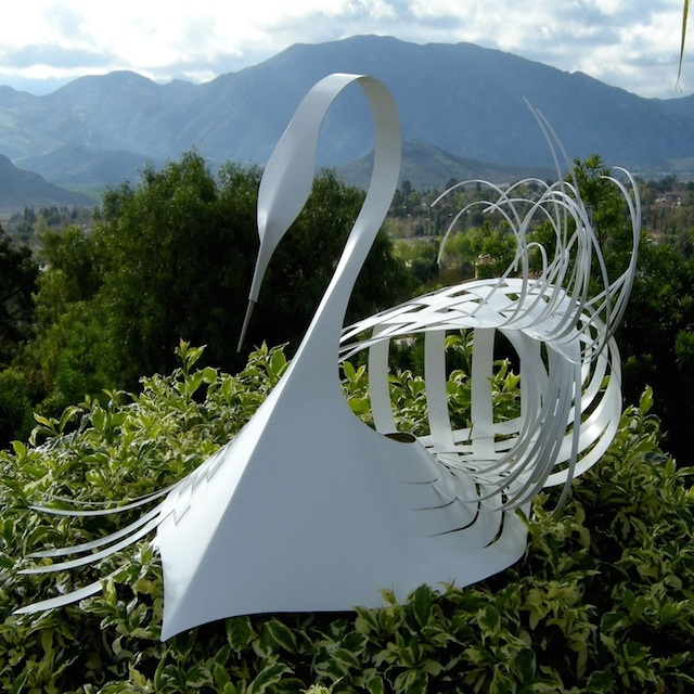 Бумажные скульптуры Bijian Fan20