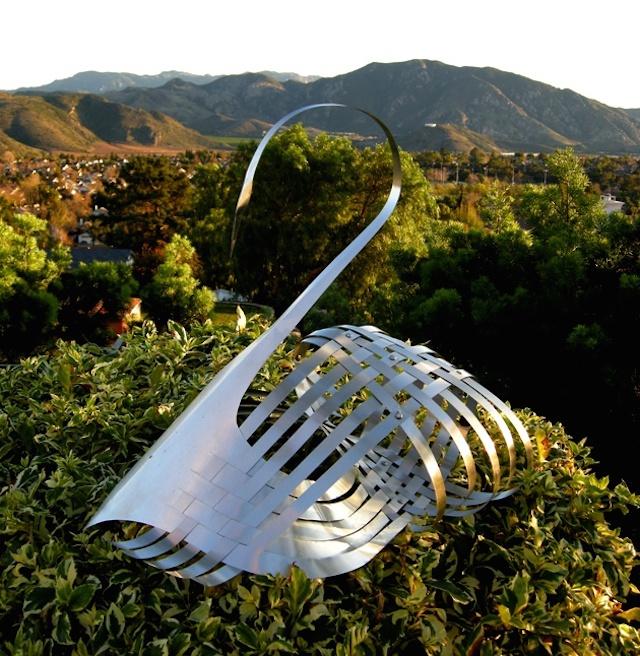 Бумажные скульптуры Bijian Fan21