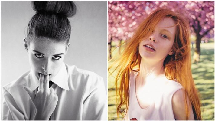 Девушки на фотографиях Sam Livm