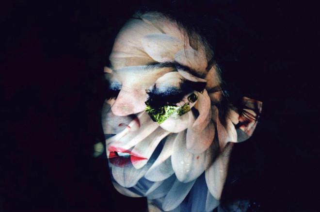 Двойная экспозиция на фотографиях Лары Кайоссес10