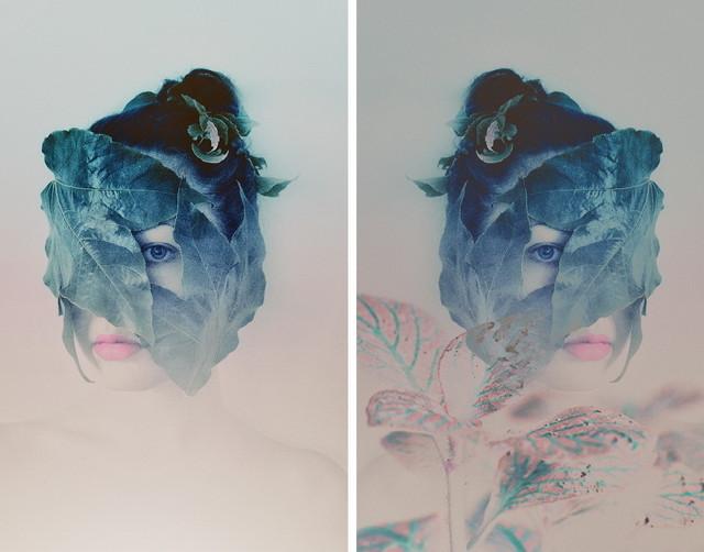 Двойная экспозиция на фотографиях Лары Кайоссес13