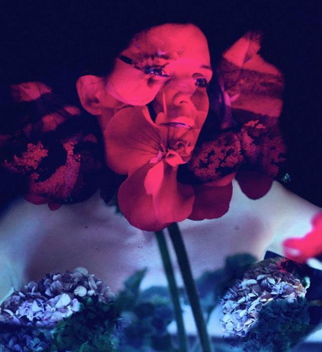 Двойная экспозиция на фотографиях Лары Кайоссес15