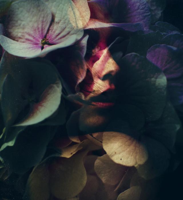 Двойная экспозиция на фотографиях Лары Кайоссес6