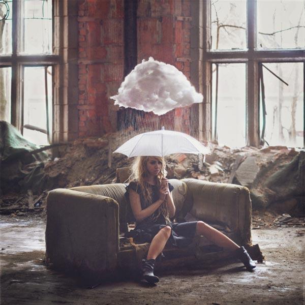 Экспериментальная фотография и фото манипуляции Lissy Laricchia