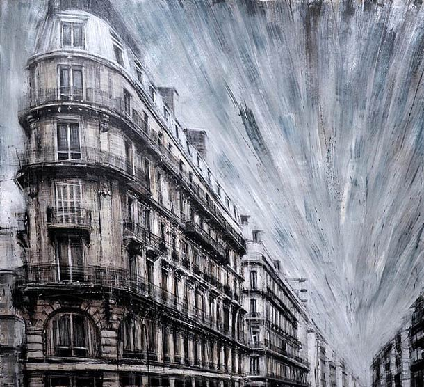 Городские пейзажи Valerio D'ospina3