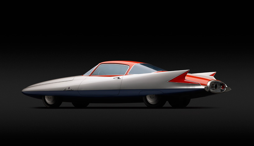 Концептуальные автомобили 20-го века6