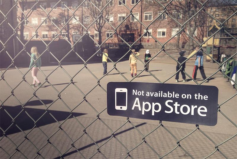 Не доступно в App Store 3