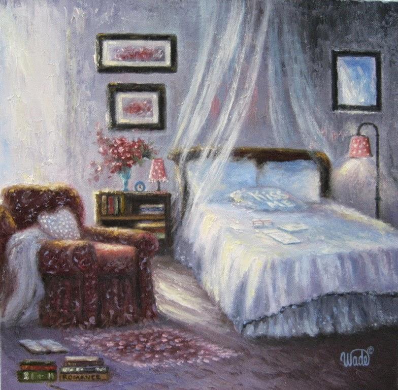 Ностальгические моменты в картинах Vickie Wade35