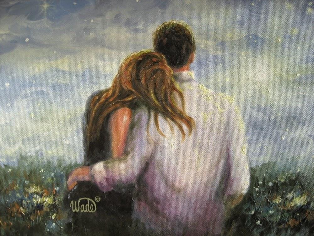 Ностальгические моменты в картинах Vickie Wade51