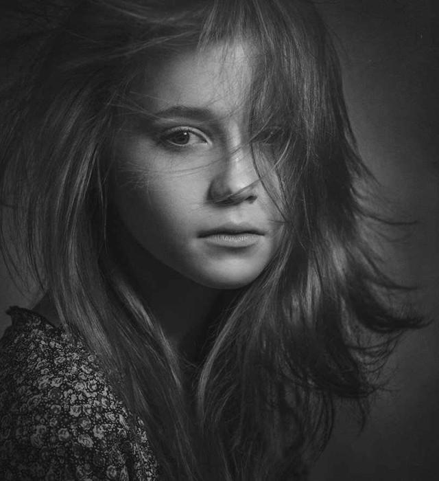 Портретная фотография Апалькина Павла 5