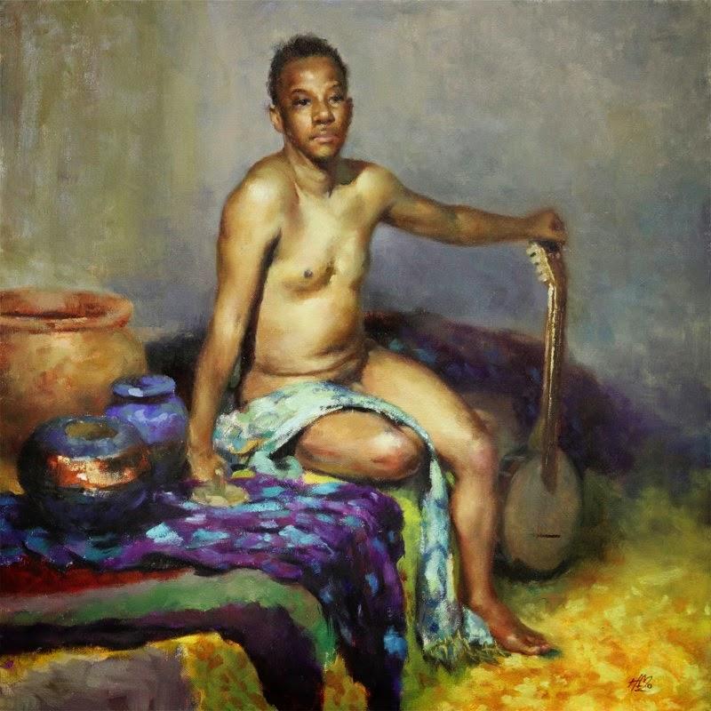 Природная красота в картинах H. Momo Zhou10