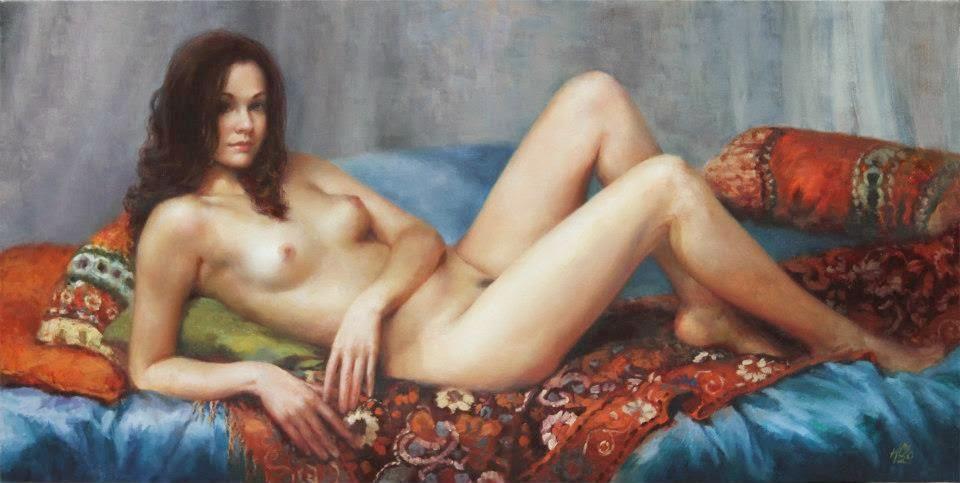 Природная красота в картинах H. Momo Zhou11