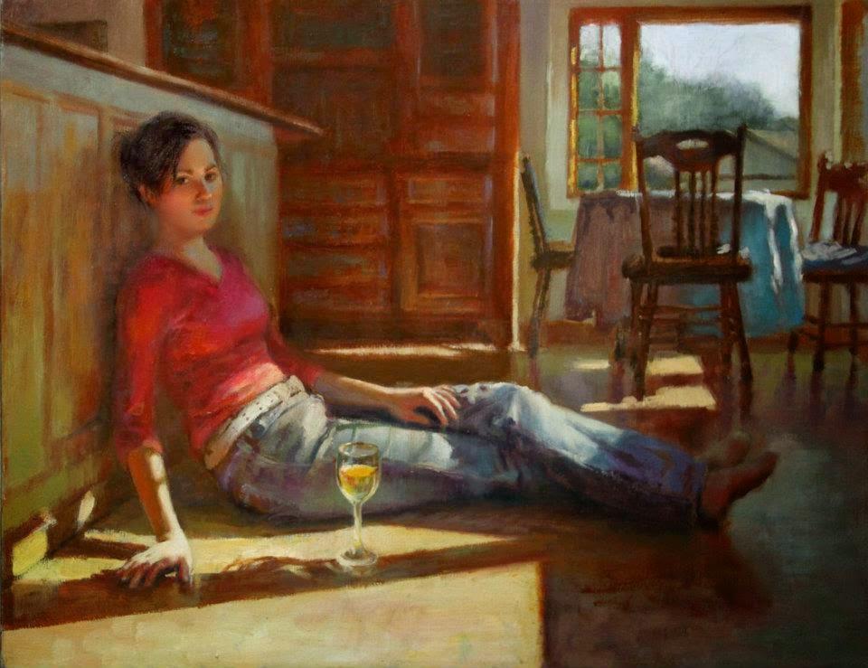Природная красота в картинах H. Momo Zhou13