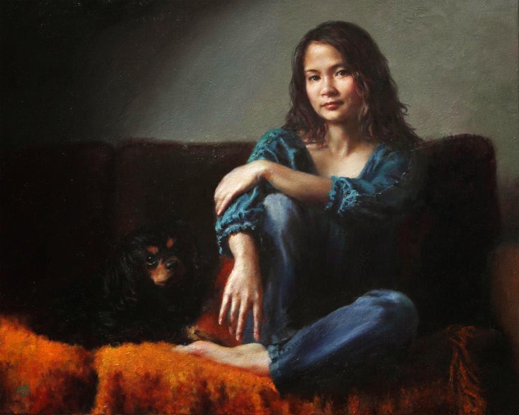 Природная красота в картинах H. Momo Zhou15