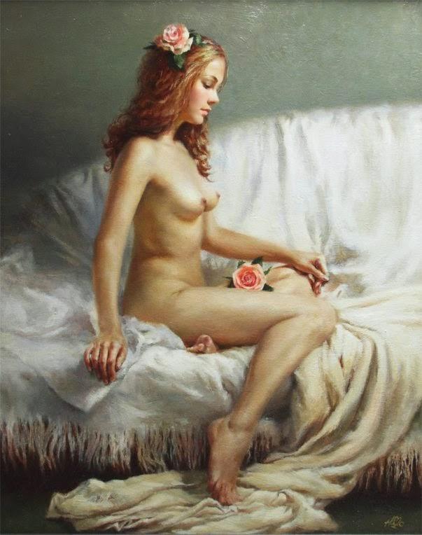 Природная красота в картинах H. Momo Zhou3