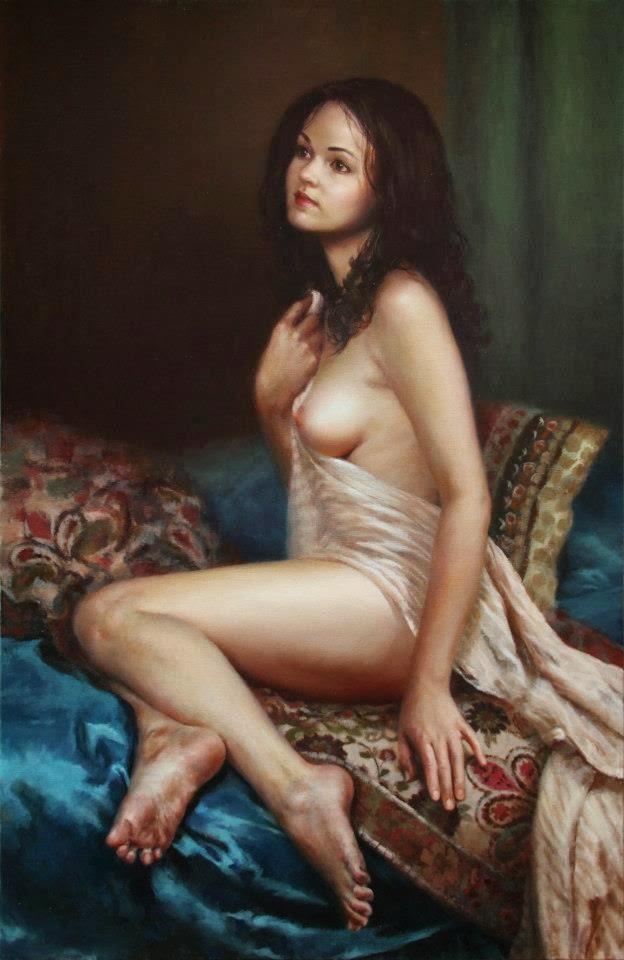 Природная красота в картинах H. Momo Zhou4
