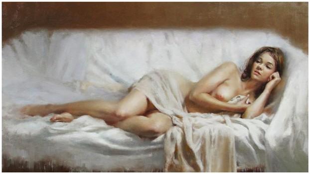 Природная красота в картинах H. Momo Zhou