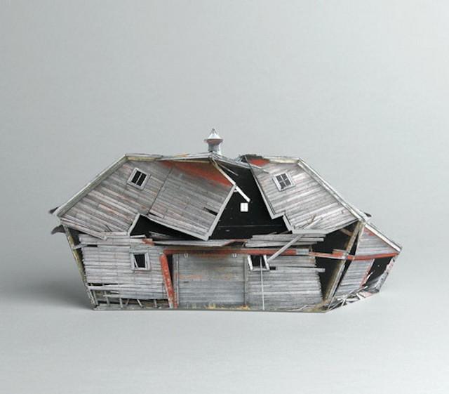 Разрушенные дома Ofra Lapid10
