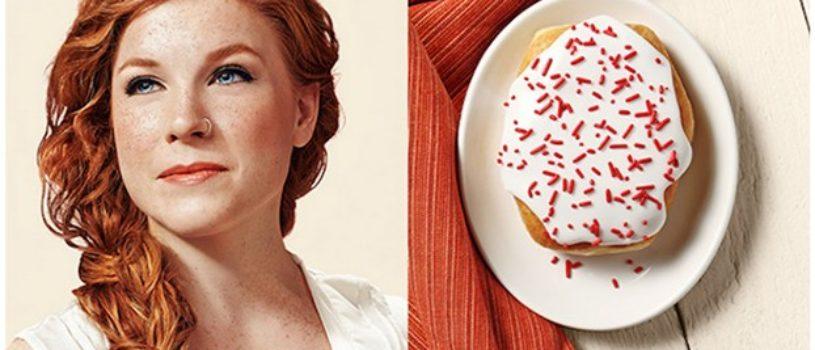 Схожесть человека и пончика на фотографиях Brandon Voges