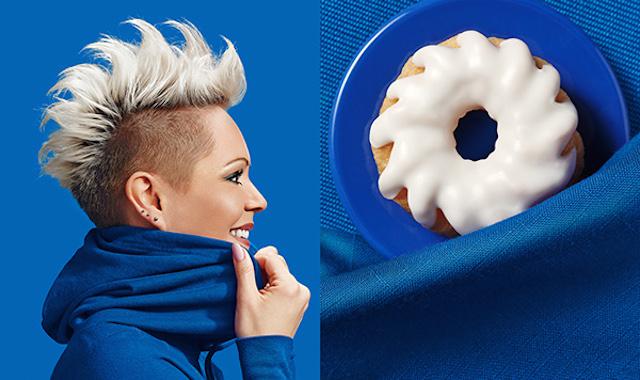 Схожесть человека и пончика на фотографиях Brandon Voges2