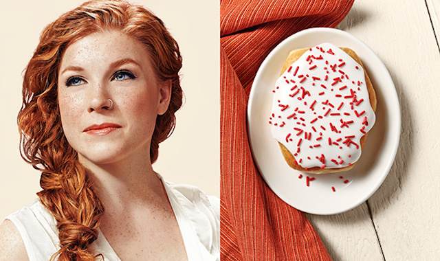 Схожесть человека и пончика на фотографиях Brandon Voges6