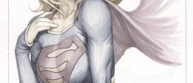 Супергероини в стиле пин-ап художника Artgerm