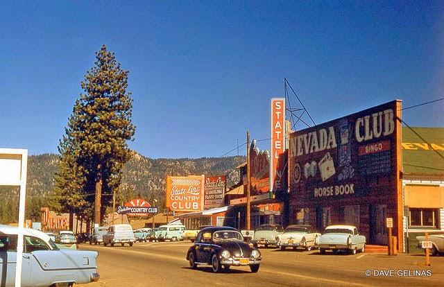 Улицы США в 1950- 60-х годов на фотографиях Dave Gelinas32